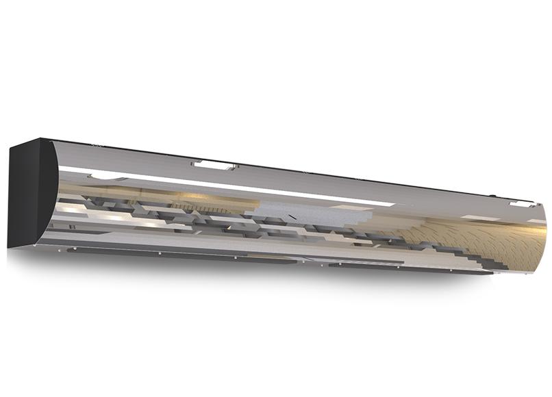 Тепловая завеса КЭВ-9П2023E