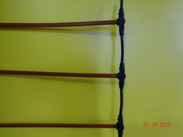 Стержневой карбоновый греющий мат