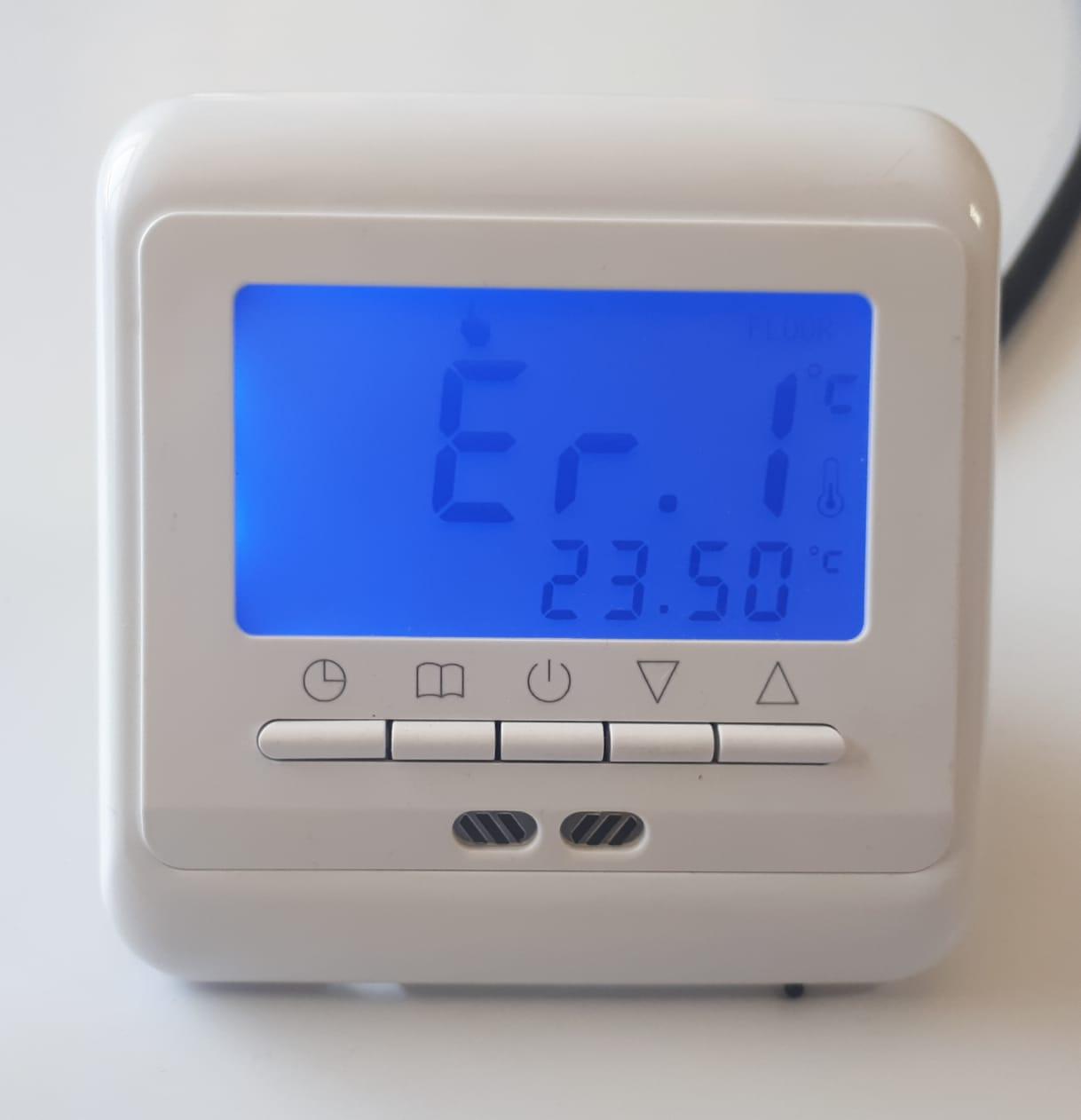 Терморегулятор RTC 6000