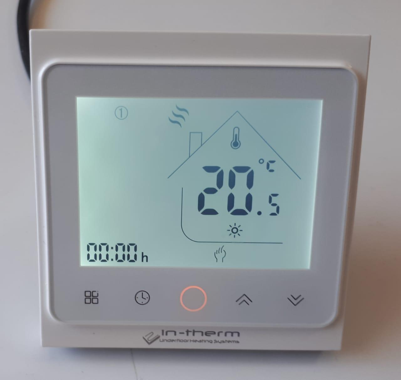 Терморегулятор WIFI PW